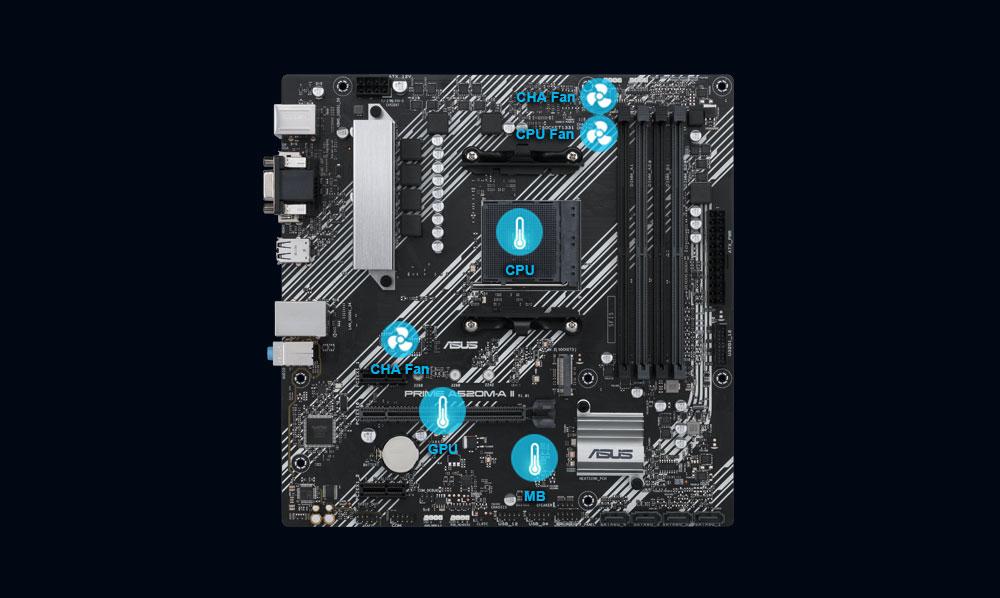 Prime A520M-A II