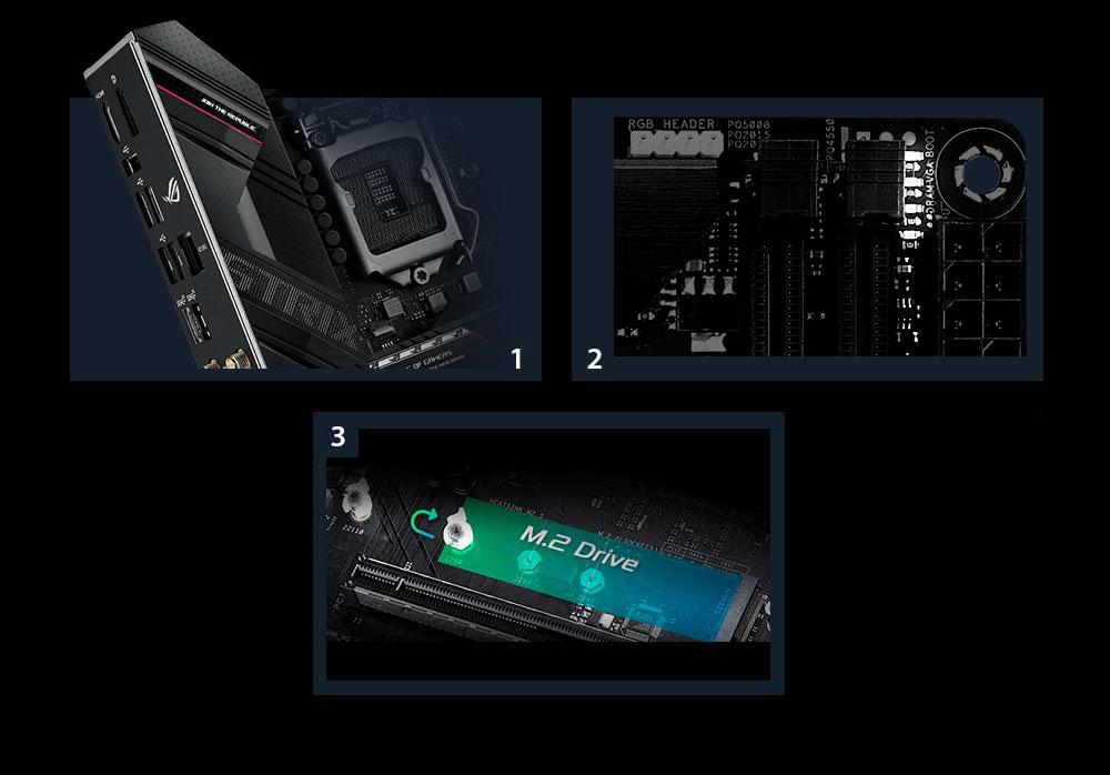 ROG Strix B560-I Gaming WiFi