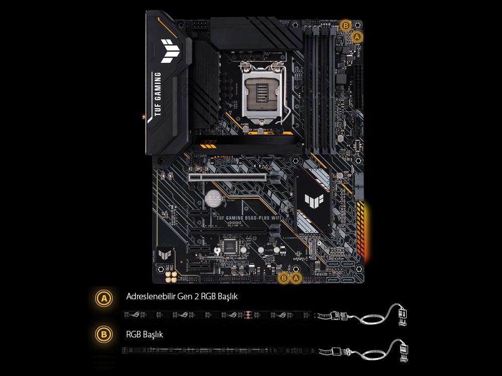 TUF Gaming B560-PLUS WIFI