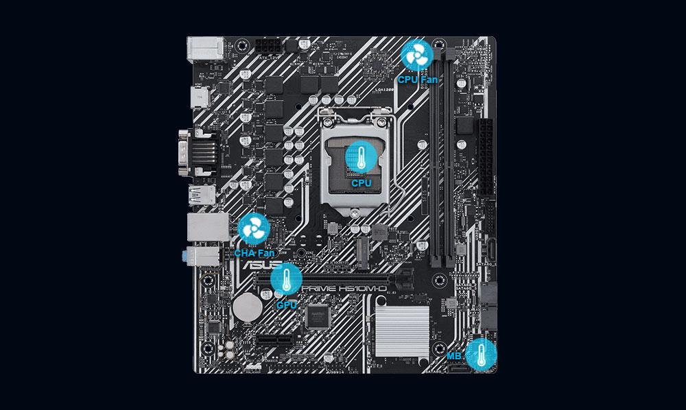 Prime H510M-D