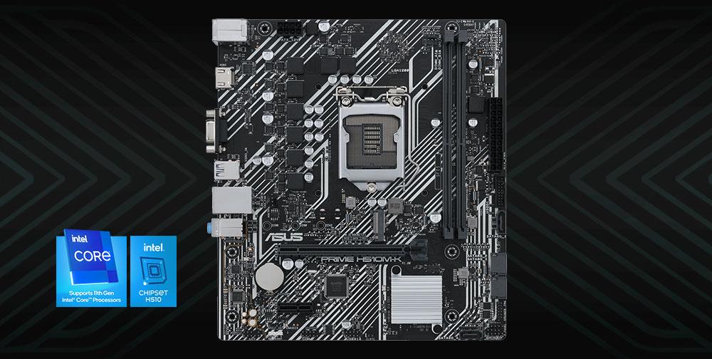 Prime H510M-K