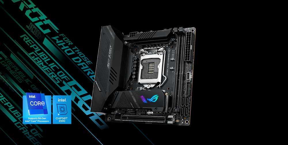 ROG Strix Z590-I Gaming WiFi