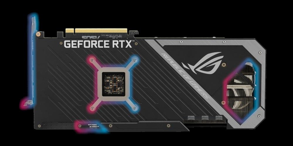 ROG Strix GeForce RTX™ 3070 Ti OC Edition 8GB GDDR6X
