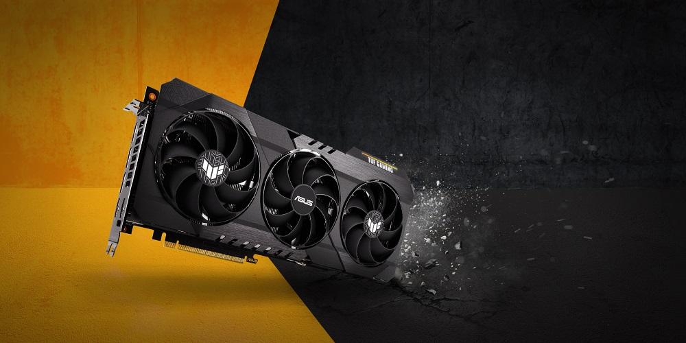 TUF Gaming GeForce RTX™ 3080 Ti 12GB GDDR6X
